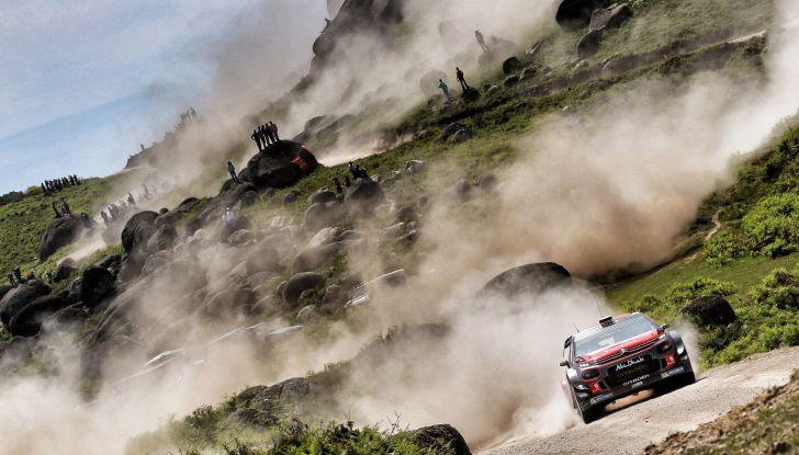WRC Portogallo – Giorno 2: la C3 WRC di Craig Breen resta nella TOP 5 - Foto 5 di 5