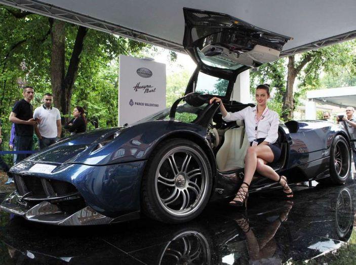 Parco Valentino 2018, a Torino 44 Case auto e tante novità fra cui la Tesla Model S di Infomotori - Foto 3 di 46
