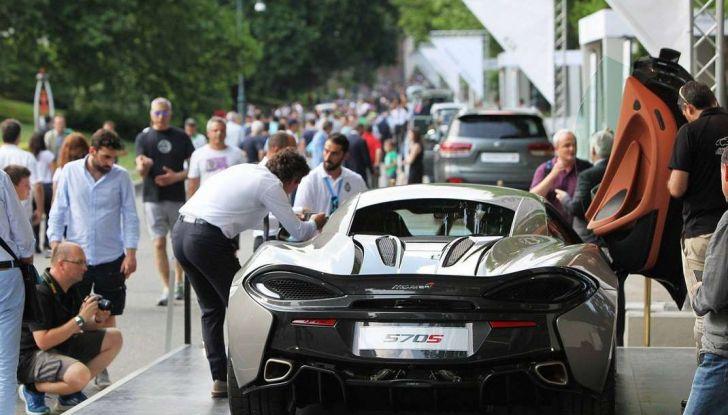 Parco Valentino 2018, a Torino 44 Case auto e tante novità fra cui la Tesla Model S di Infomotori - Foto 17 di 46