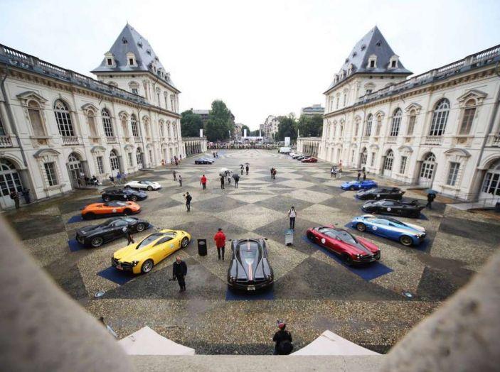 Parco Valentino 2018, a Torino 44 Case auto e tante novità fra cui la Tesla Model S di Infomotori - Foto 18 di 46