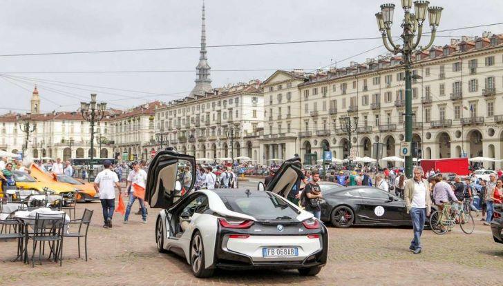 Parco Valentino 2018, a Torino 44 Case auto e tante novità fra cui la Tesla Model S di Infomotori - Foto 20 di 46