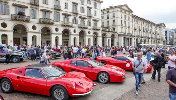 Parco Valentino 2018, a Torino 44 Case auto e tante novità fra cui la Tesla Model S di Infomotori - Foto 26 di 46