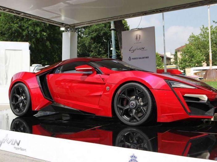 Parco Valentino 2018, a Torino 44 Case auto e tante novità fra cui la Tesla Model S di Infomotori - Foto 35 di 46