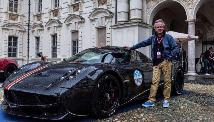 Parco Valentino 2018, a Torino 44 Case auto e tante novità fra cui la Tesla Model S di Infomotori - Foto 38 di 46
