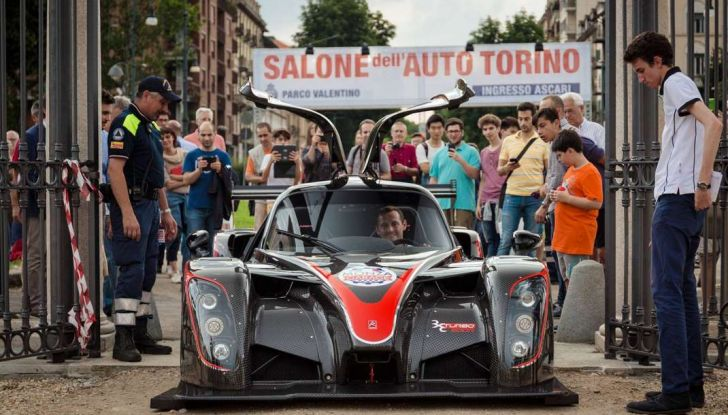 Parco Valentino 2018, a Torino 44 Case auto e tante novità fra cui la Tesla Model S di Infomotori - Foto 7 di 46