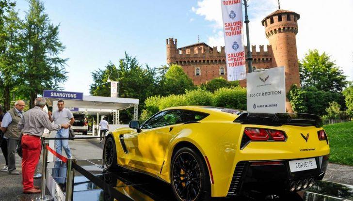Parco Valentino 2018, a Torino 44 Case auto e tante novità fra cui la Tesla Model S di Infomotori - Foto 10 di 46