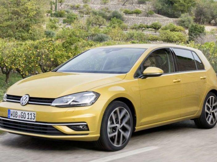 Volkswagen Golf Sport, il nuovo allestimento sportivo - Foto 10 di 13