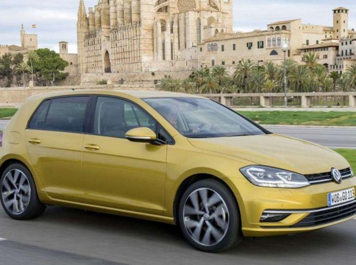Volkswagen Golf Sport, il nuovo allestimento sportivo - Foto 11 di 13