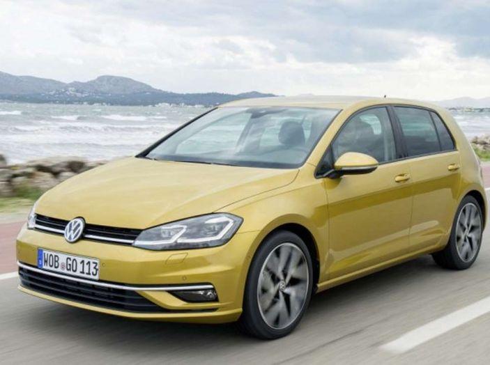 Volkswagen Golf Sport, il nuovo allestimento sportivo - Foto 12 di 13