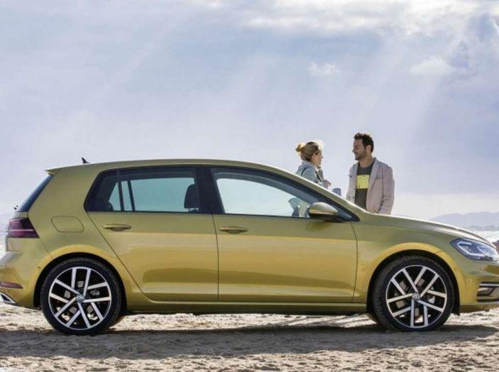Volkswagen Golf Sport, il nuovo allestimento sportivo - Foto 13 di 13