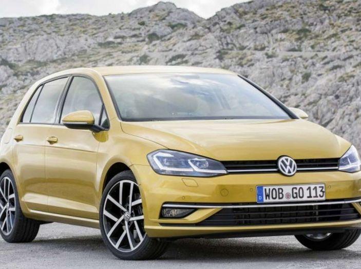 Volkswagen Golf Sport, il nuovo allestimento sportivo - Foto 2 di 13