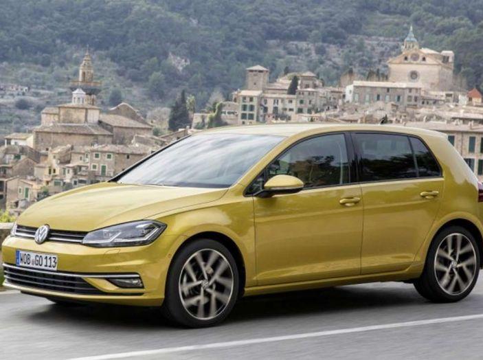 Volkswagen Golf Sport, il nuovo allestimento sportivo - Foto 4 di 13