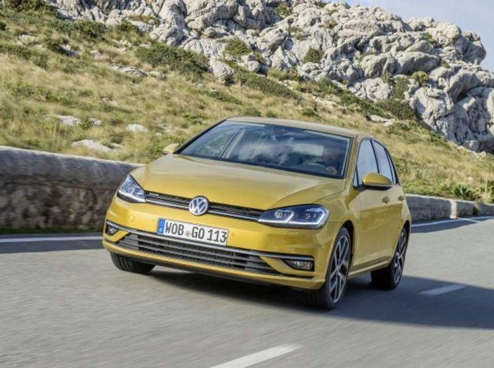Volkswagen Golf Sport, il nuovo allestimento sportivo - Foto 5 di 13