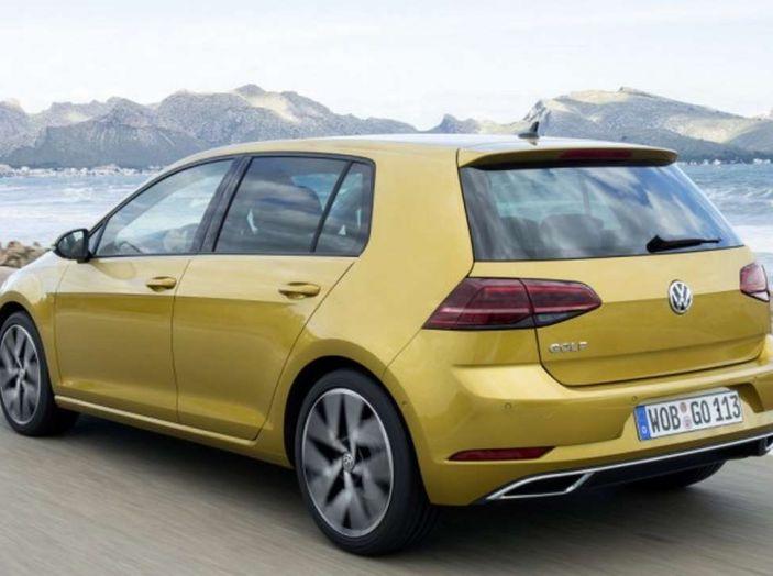Volkswagen Golf Sport, il nuovo allestimento sportivo - Foto 6 di 13