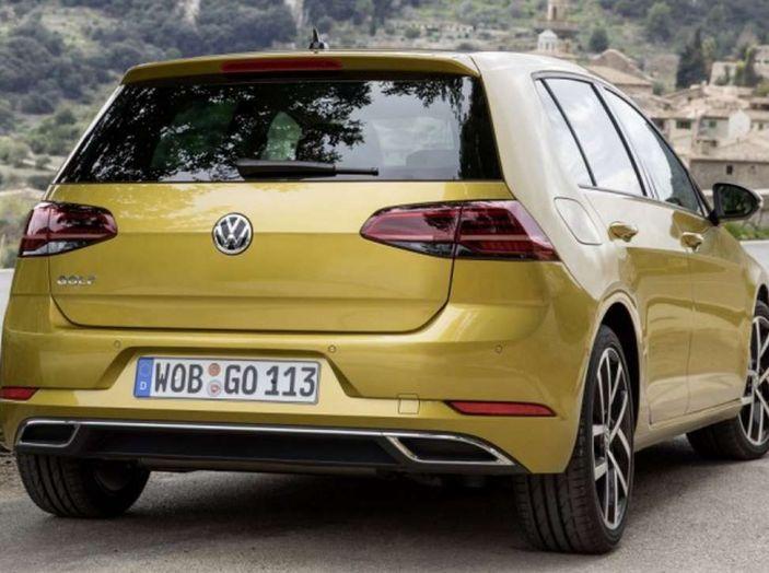 Volkswagen Golf Sport, il nuovo allestimento sportivo - Foto 7 di 13