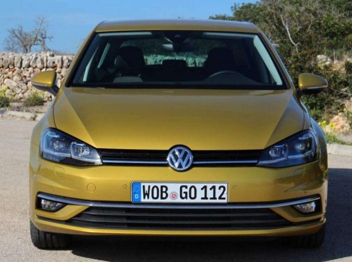 Volkswagen Golf Sport, il nuovo allestimento sportivo - Foto 8 di 13
