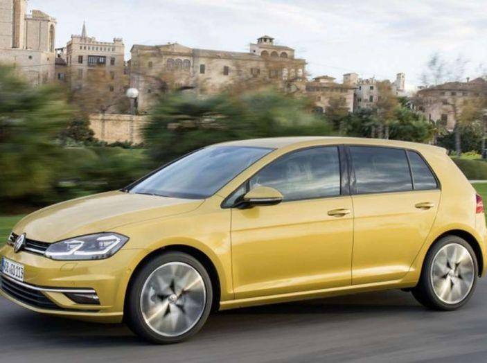 Volkswagen Golf Sport, il nuovo allestimento sportivo - Foto 9 di 13