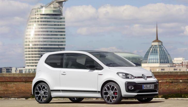 Volkswagen up! GTI: tre cilindri benzina da 115CV - Foto 3 di 7