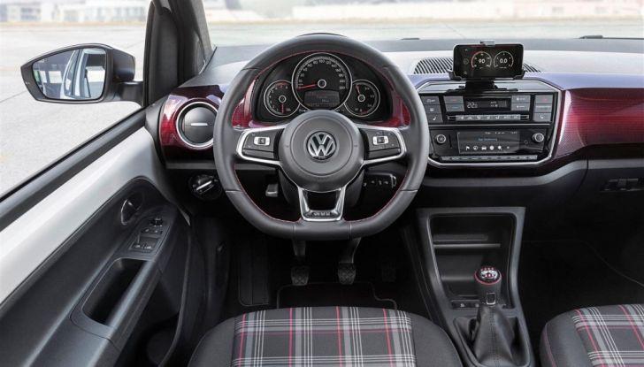 Volkswagen up! GTI: tre cilindri benzina da 115CV - Foto 5 di 7