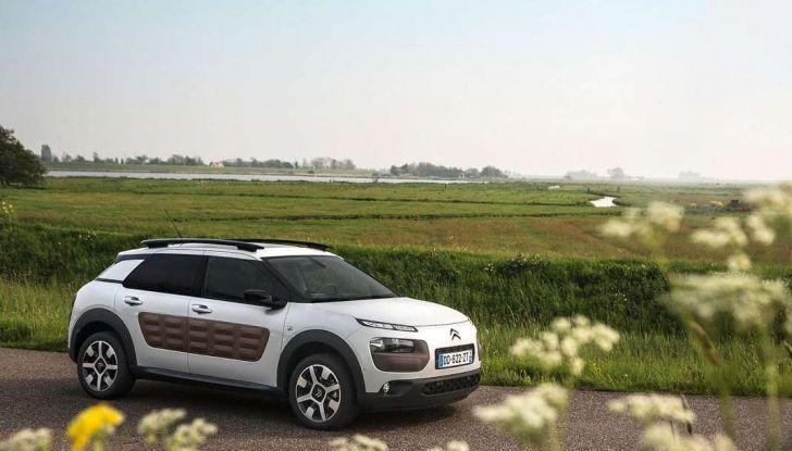 Your driving day by Citroën con Citroën C4 Picasso e C4 Cactus - Foto 2 di 11
