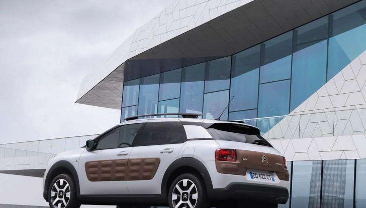 Your driving day by Citroën con Citroën C4 Picasso e C4 Cactus - Foto 6 di 11