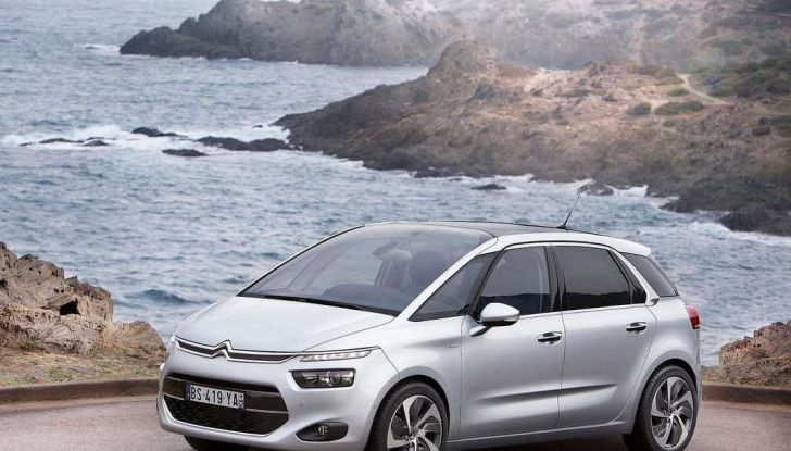 Your driving day by Citroën con Citroën C4 Picasso e C4 Cactus - Foto 8 di 11