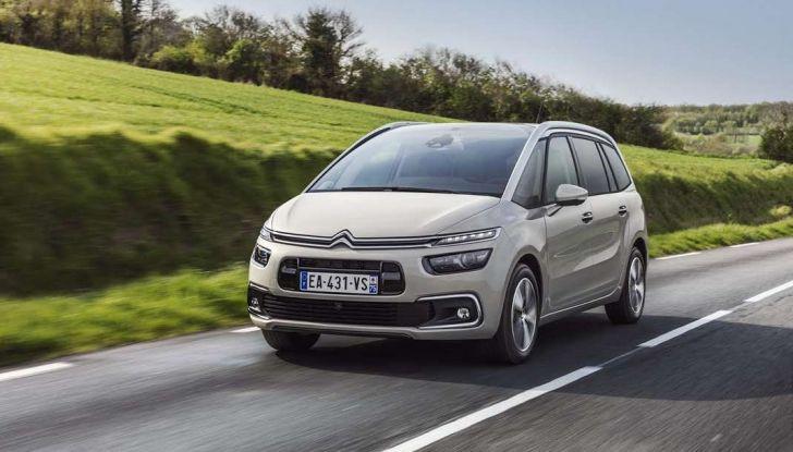Your driving day by Citroën con Citroën C4 Picasso e C4 Cactus - Foto 9 di 11