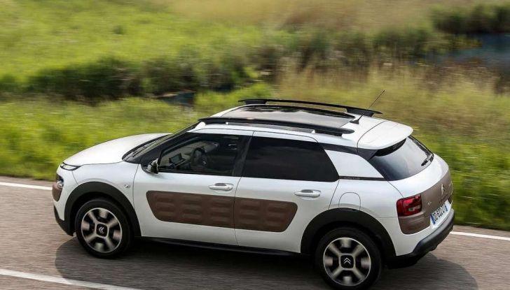 Your driving day by Citroën con Citroën C4 Picasso e C4 Cactus - Foto 10 di 11