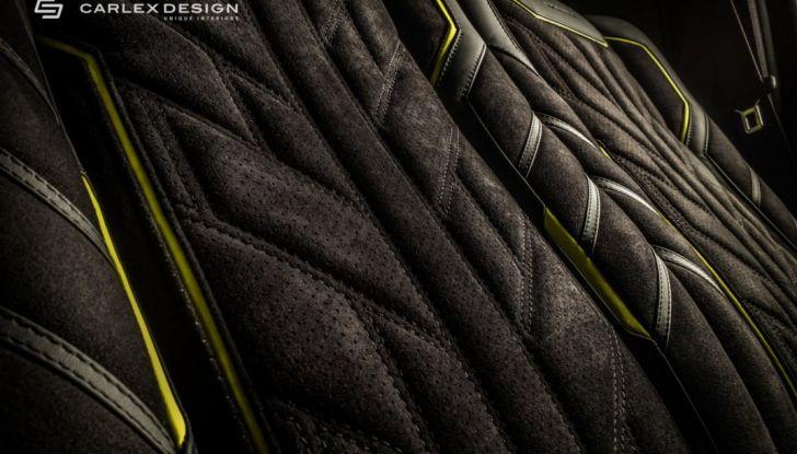 Brabus G500 4×4² con interni Carlex Design: un sogno proibito - Foto 7 di 21