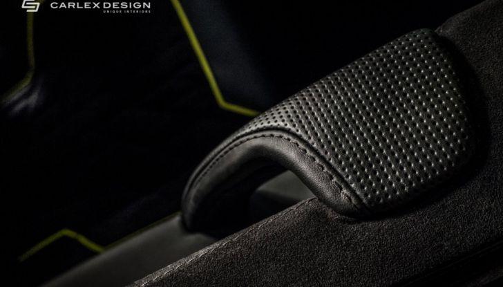 Brabus G500 4×4² con interni Carlex Design: un sogno proibito - Foto 9 di 21