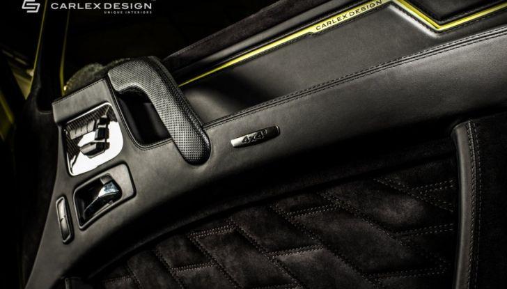 Brabus G500 4×4² con interni Carlex Design: un sogno proibito - Foto 10 di 21