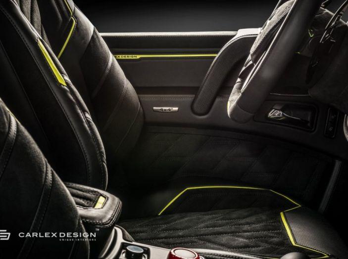 Brabus G500 4×4² con interni Carlex Design: un sogno proibito - Foto 12 di 21