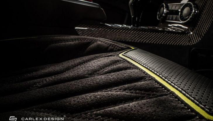 Brabus G500 4×4² con interni Carlex Design: un sogno proibito - Foto 13 di 21