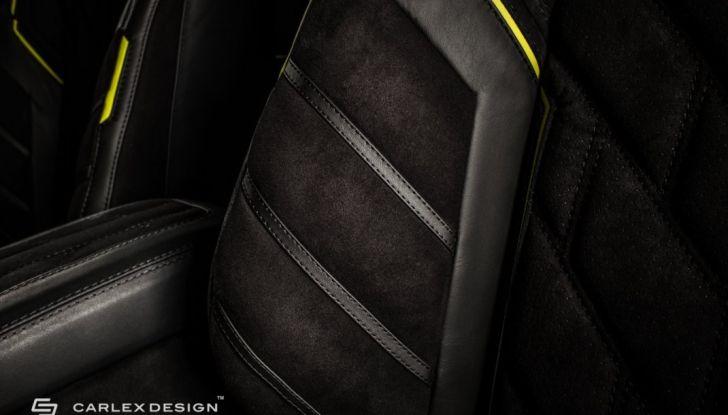 Brabus G500 4×4² con interni Carlex Design: un sogno proibito - Foto 14 di 21