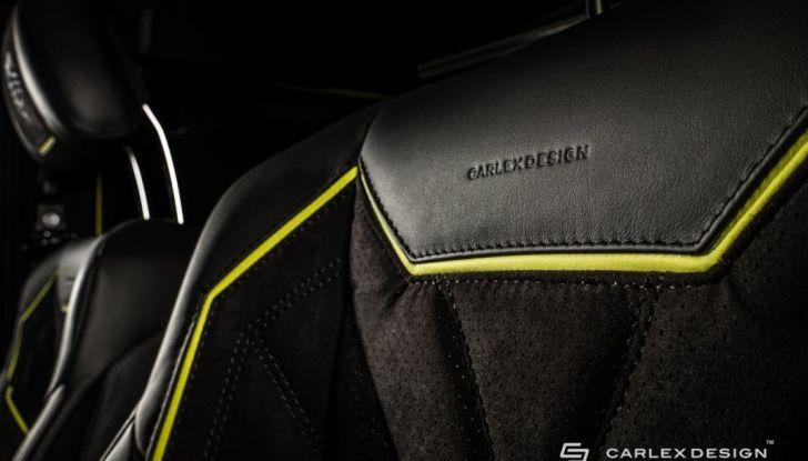 Brabus G500 4×4² con interni Carlex Design: un sogno proibito - Foto 15 di 21