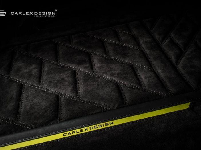 Brabus G500 4×4² con interni Carlex Design: un sogno proibito - Foto 16 di 21