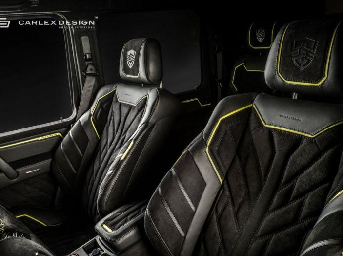 Brabus G500 4×4² con interni Carlex Design: un sogno proibito - Foto 18 di 21