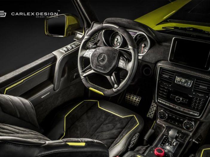 Brabus G500 4×4² con interni Carlex Design: un sogno proibito - Foto 19 di 21