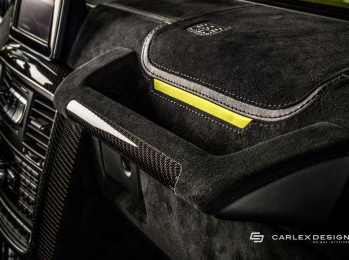 Brabus G500 4×4² con interni Carlex Design: un sogno proibito - Foto 6 di 21