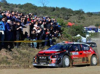 WRC Portogallo: quattro Citroën C3 WRC pronte al via