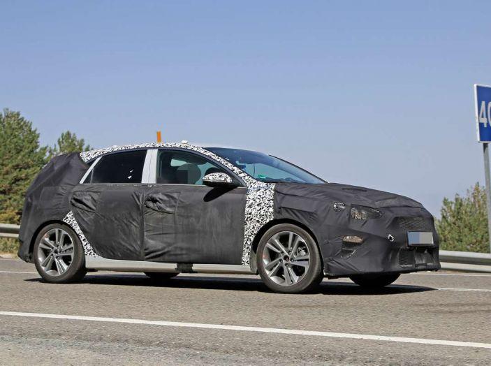 Kia cee'd, specifiche tecniche del modello 2018 - Foto 1 di 19