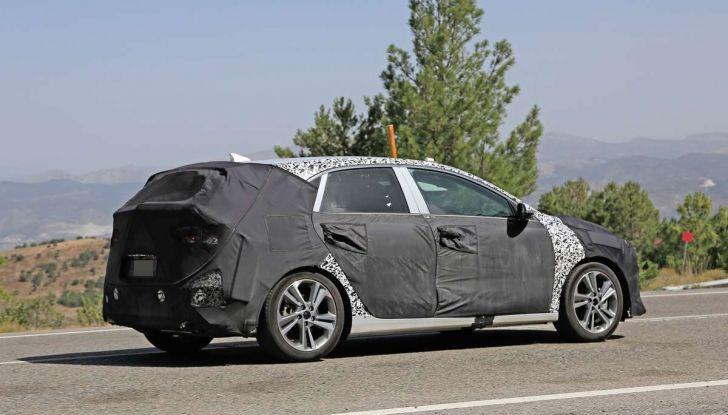 Kia cee'd, specifiche tecniche del modello 2018 - Foto 14 di 19