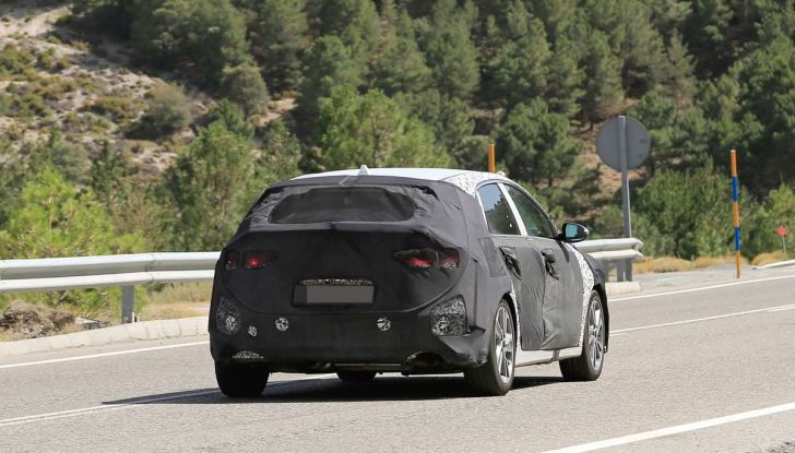 Kia cee'd, specifiche tecniche del modello 2018 - Foto 19 di 19