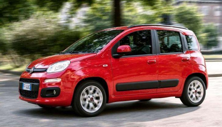 mercato auto italia 2017