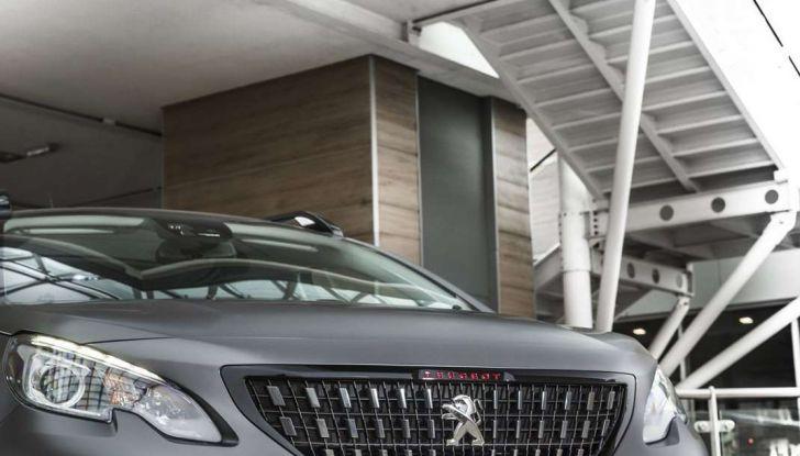 Peugeot 2008 Black Matt, serie speciale del SUV francese - Foto 9 di 9