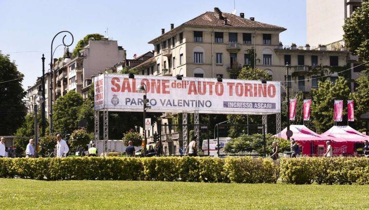 Parco Valentino 2018, a Torino 44 Case auto e tante novità fra cui la Tesla Model S di Infomotori - Foto 21 di 46