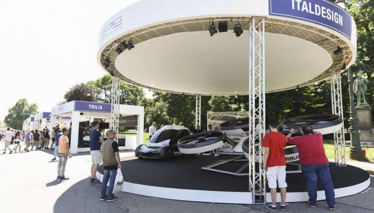 Parco Valentino 2018, a Torino 44 Case auto e tante novità fra cui la Tesla Model S di Infomotori - Foto 23 di 46