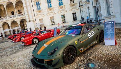 Salone dell'Auto di Torino Parco Valentino 2017: concept, auto d'epoca, supercar e grande concessionaria all'aperto!