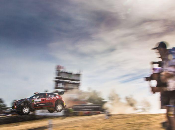 Rally Italia Sardegna 2017, destini diversi per i team di Citroën Racing. - Foto 2 di 4