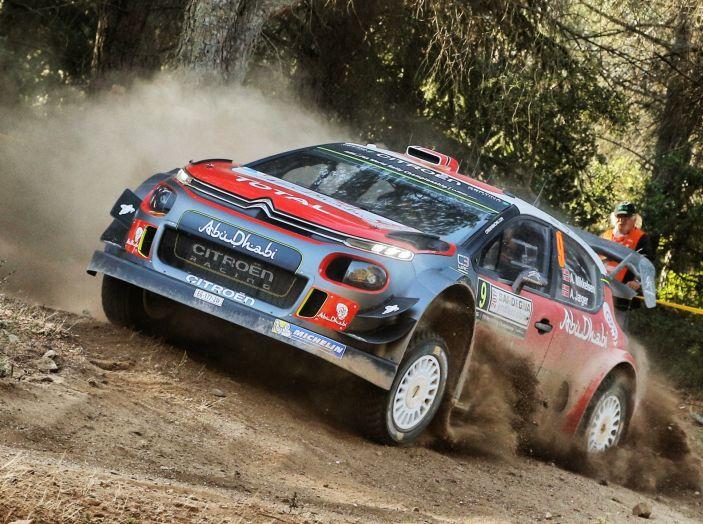 Mikkelsen rinforza il feeling con la Citroen C3 WRC - Foto 3 di 4